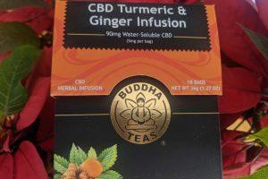 cbd turmeric ginger infusion
