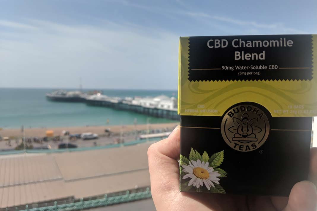 CBD Chamomile Blend by Buddha Teas Review - My CBD Oil Blog