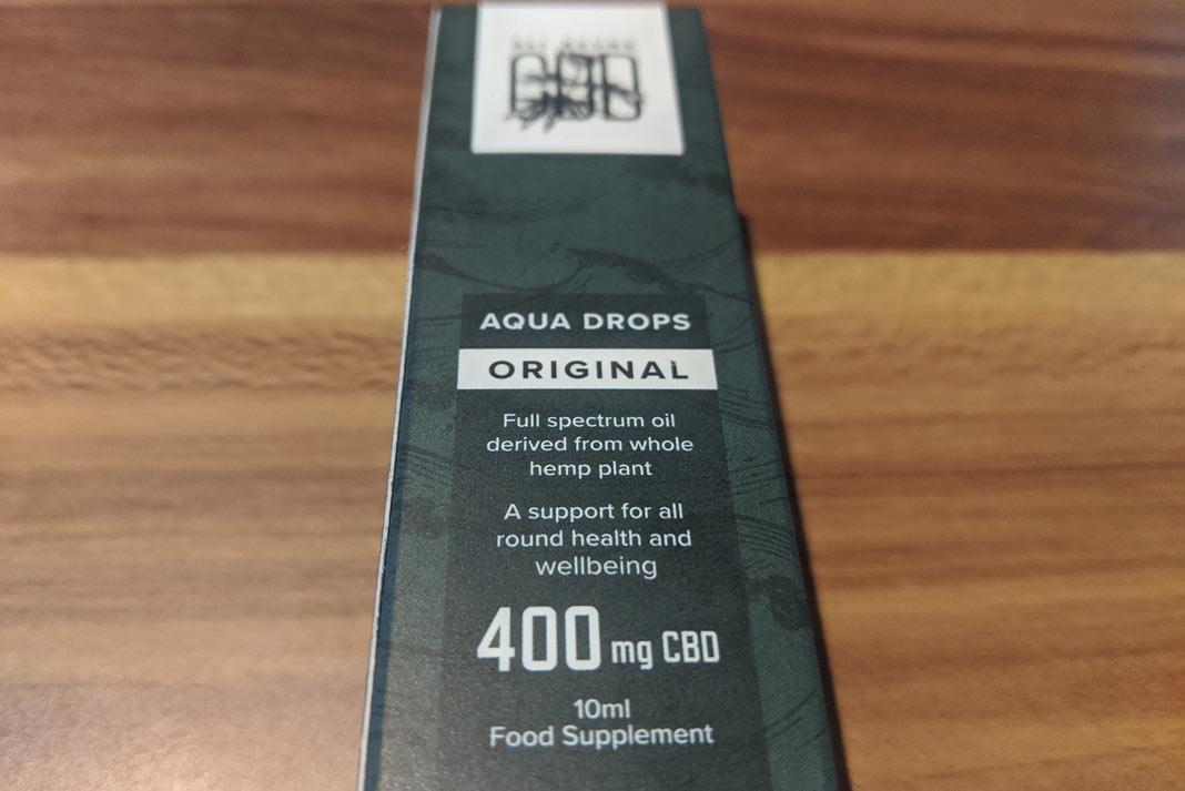 CBD aqua drops
