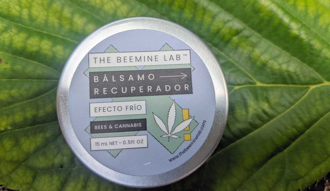beeminlab recovery balm