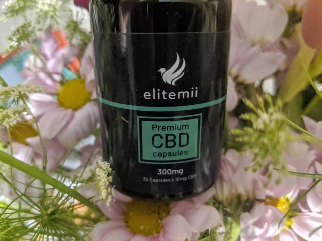 elitemii cbd capsules