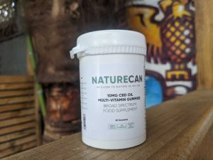 naturecan CBD gummies