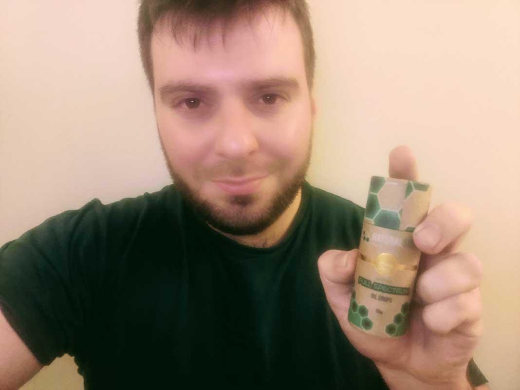 natural strains cbd oil