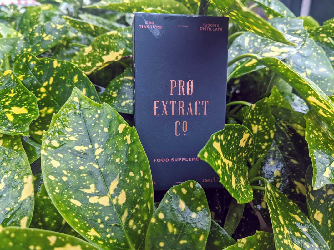 pro extract co pure